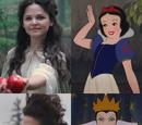 Blanche-Neige (Disney)/Références