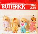Butterick 6502 B