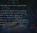 Departamento de Policía de Raccoon City