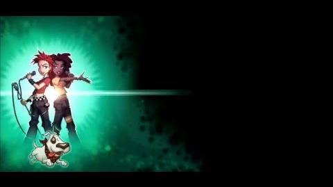 Star Academy 2 Theme Song - Spotlights (Lisa ver.)