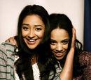 Emily und Maya