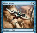 Cloud Manta
