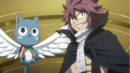 Natsu and Happy meet the royal family.png