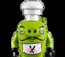 Свин-повар