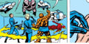 Benjamin Grimm, Fantastic Four, Idento-Disc, Jonathan Storm, Reed Richards, Susan Storm (Earth-616) from Fantastic Four Vol 1 17.jpg