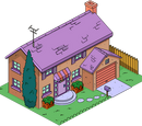 Evergreen Terrace 740 (Ned Flanders' Haus)