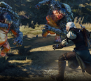 The Witcher Adventure Game bestiary