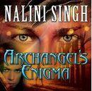 Portada del audio book de Archangel's Enigma.jpg