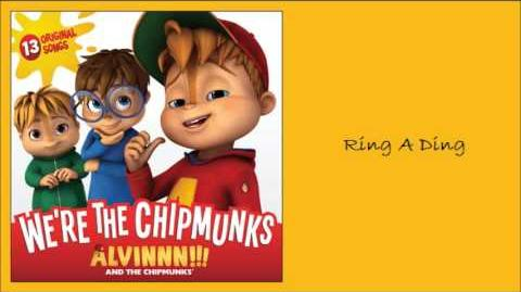 Ring A Ding (Album) - The Chipettes