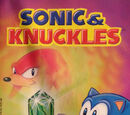 Sonic & Knuckles (Troll Associates book)