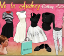 Ode to Audrey Clothing Collection