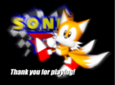 Sonic R - Tails (Ending Screen).png