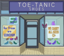 Toe-Tanic Shoes
