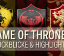 Aki-chan86/Game of Thrones - Rückblick & Highlights