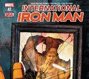 International Iron Man Vol 1 2