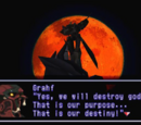 Themes and topics of Xenogears