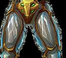 Trench Titan's Legs