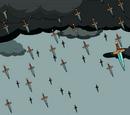 Pluie de Poignard