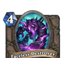 Faceless Destroyer