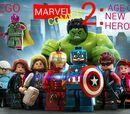 LEGO Marvel Comics 2: Age of New Heroes