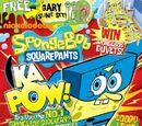 SpongeBob SquarePants Magazine Issue 126