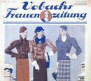 Vobachs Frauenzeitung No. 52 Vol. 36 1933