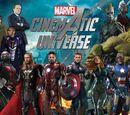MARVEL COMICS: Marvel Cinematic Universe