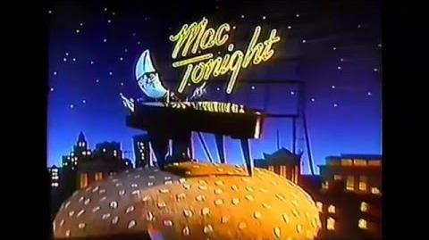 Mac Tonight Multi-language