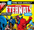 Eternals Annual Vol 1 1977