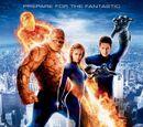 Los 4 Fantásticos (pelicula de 2005)