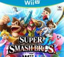 Super Smash Bros. Wii U/3DS