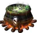 Bubbling Cauldron
