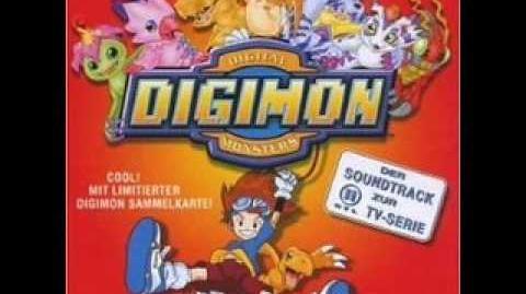 Digimon Adventure Songs