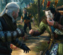 Fistfighting in The Witcher 3