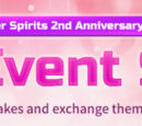 2 Year Anniversary Gift Event