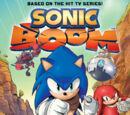 Sonic Boom Graphic Novels