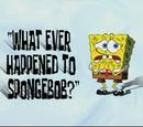 Gdzie się podział SpongeBob? (Jaki Bob? Jakie Porty?)