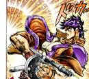 Straizo vs. Joseph (story arc)