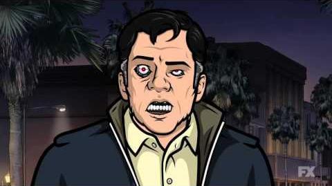 Bye Barry Season 7 Episode 4 Scene Archer
