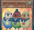 Artistamigo Tríoperico