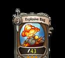 Explosive Bag
