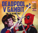 Deadpool v Gambit Vol 1 1