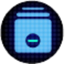 Blue Cube icon (Sleep) (Sonic Colors Wii).png