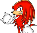 Knuckles the Echidna (Jogos)