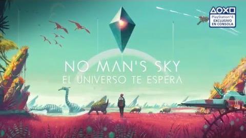 No Man's Sky para PS4 - Resérvalo ya