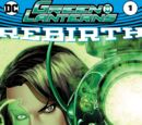 Green Lanterns: Rebirth Vol 1 1