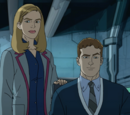 Leo Fitz and Jemma Simmons