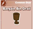 Bargain Bin Grail
