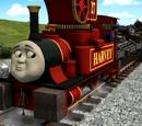 Harvey's Goods Train