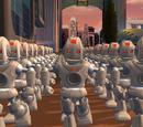 Robots (Robot Rampage)